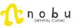 のぶ:デンタルクリニックのロゴ